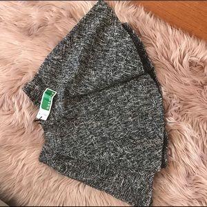 Skirts - NEW tweed skater skirt